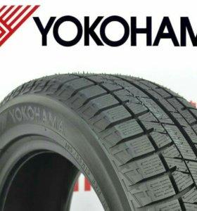Новые шины 205/65R15 Yokohama IG50+