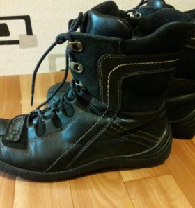 Ботинки зимние marlo 39 б/у