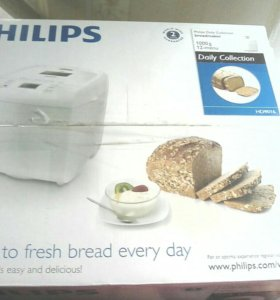 Хлебопечь PHILIPS