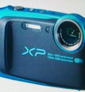 Пыле,влаго защищен Fujifilm xp120