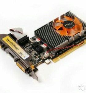 Видеокарта zotac GeForce GT 610