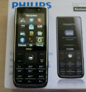 Philips xenium x623+чехол