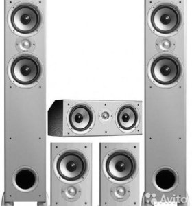 Polk audio Monitor 5