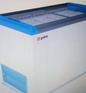 Морозильный ларь FROSTOR gellar fg 450 c