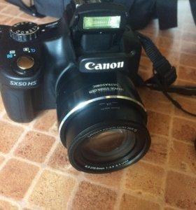 Фотоаппарат canon SX50 HS