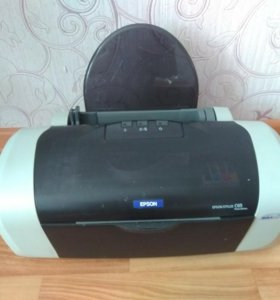 Принтер+сканер на запчасти