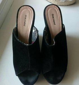 Обувь летняя 39 р-ра