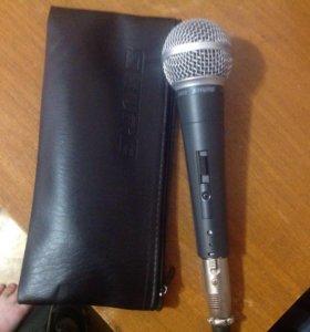 Микрофон с чехлом