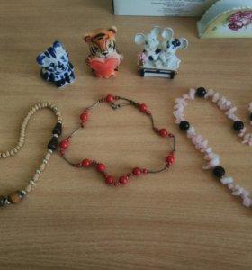 Сувениры и бусы