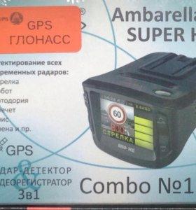 Sho-me Combo 1 A7 3 в 1