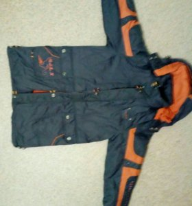 Куртка 2 в 1.