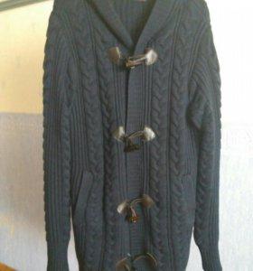 Пальто вязанное,Zara Man,, Испания
