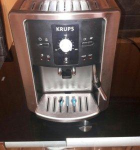 Кофемашина krups EA80