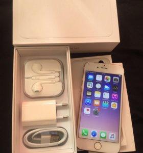 iPhone 6 (16)gb Gold