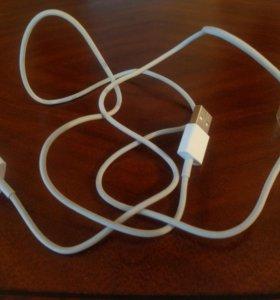 Оригинальный кабель для iphone 4-4s