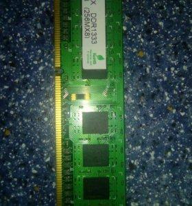 Модуль памяти DDR3 2 GB