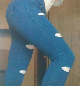 Джегинсы и брюки