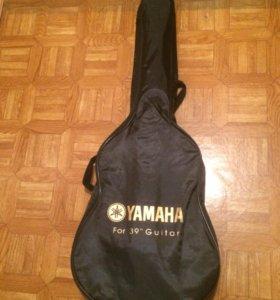 Фирменный чехол Yamaha
