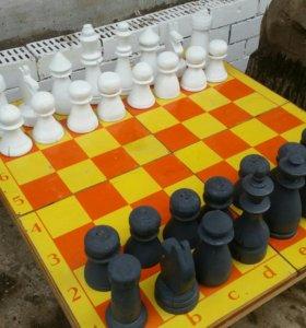 Шахматы-гиганты