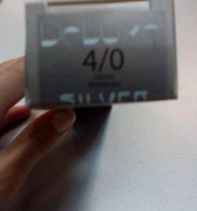 Estel DeLux Silver 4/0