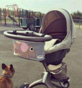 Сумка для мамы на коляску