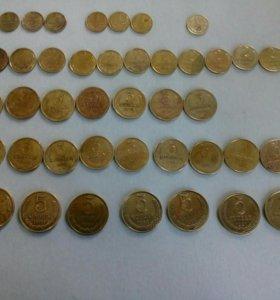 Монеты СССР. Продам в коллекцию