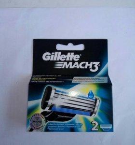 Сменные кассеты для станка MACH 3.оригинал!!!