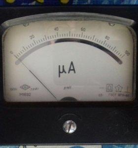 Микроамперметр М 1692