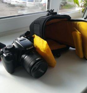 Продам зеркальный фотоаппарат Canon EOS 1100D