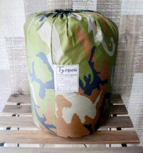 Спальный мешок Борей t +15 -10 комуф.