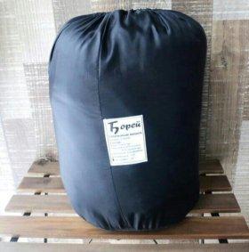 Спальный мешок Борей t +10 -10 черный