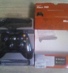 Xbox360- геймпад.