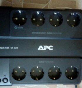Безперебойник APS Back-UPS ES 700
