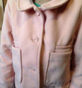 Пальто для девачки