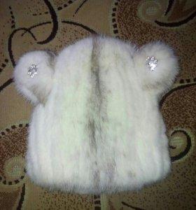 Детская шапочка НОРКА