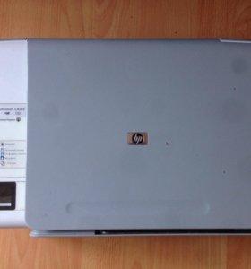 Принтер HP Photosmart C4200 All-in-One series