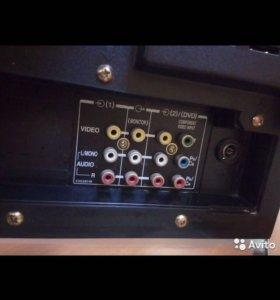 телевизор toshiba bomba 21D7XRT