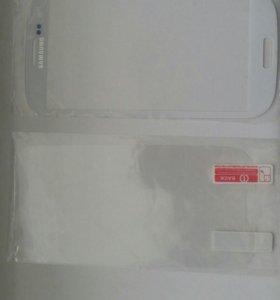 Стекло и пленка на Samsung S 3