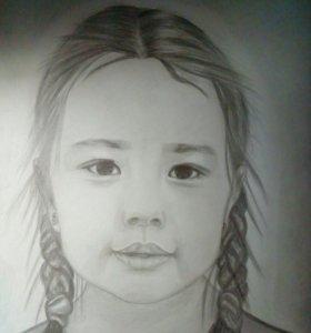Портрет по вашему фото
