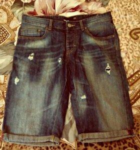 Мужские джинсовые шорты New Yorker