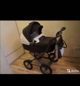 Детская коляска inglesina sofia sport caffe