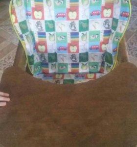 Детский стул со столом
