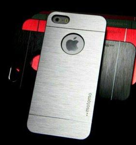 Чехол металлический на iphone 5S