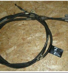 Трос ручного тормоза от тойота Ипсум 2004 г.
