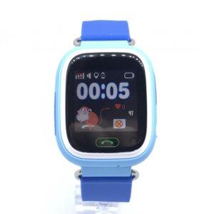 Умные часы с GPS Smart Baby Watch сенсорные Q300