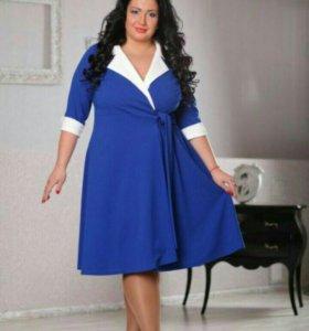 Новое платье 56-58 р