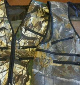 Новая одежда для охотников и рыбаловов