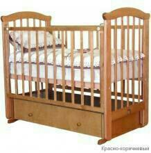 Кровать маятник с матрасом