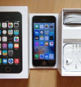 Продам новый айфон 5S на 32гб
