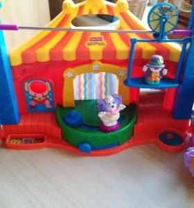 Американская игрушка, увлечения ребенка надолго